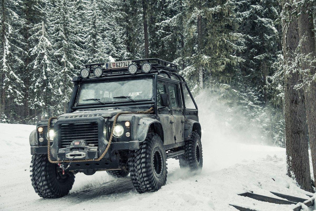 Spectre Svx Defender For Sale Import Land Rover Defender