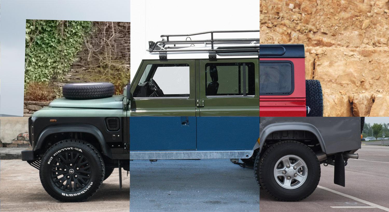 Land Rover Defender Finder Request Form - Import Land Rover Defender