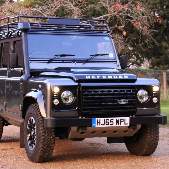 Import Land Rover Defender To